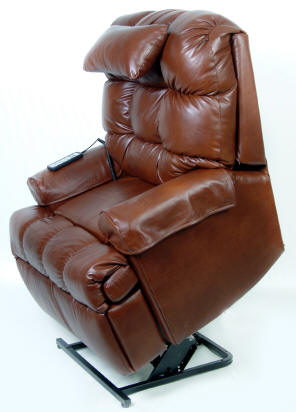 Luxurious Top Grain Full Leather - You Deserve It - Click Here To Order
